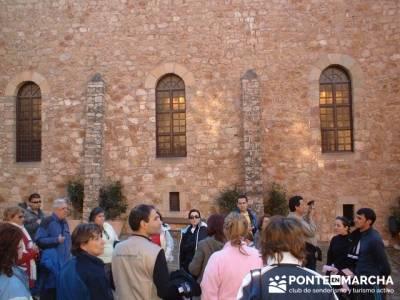 Cañón del Río Dulce y Sigüenza; actividades senderismo madrid; Viaje cultural
